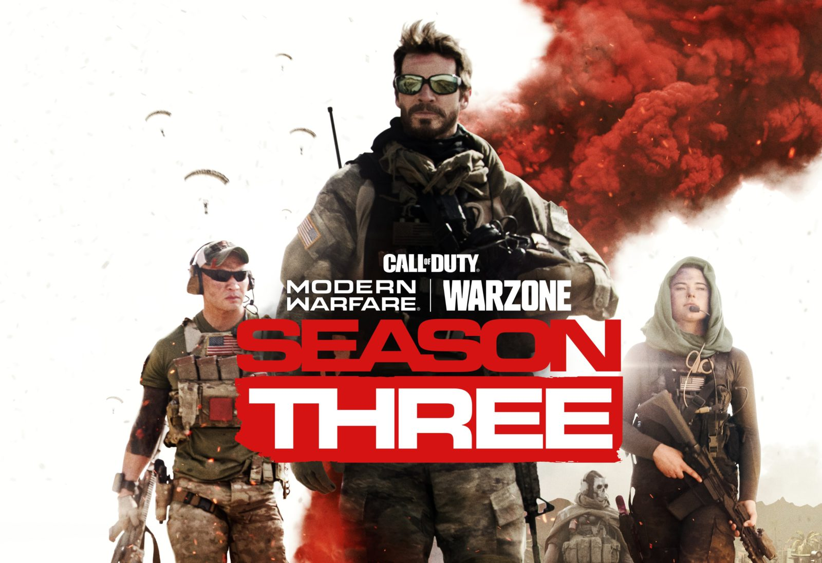 Call of Duty: Modern Warfare Terza Stagione