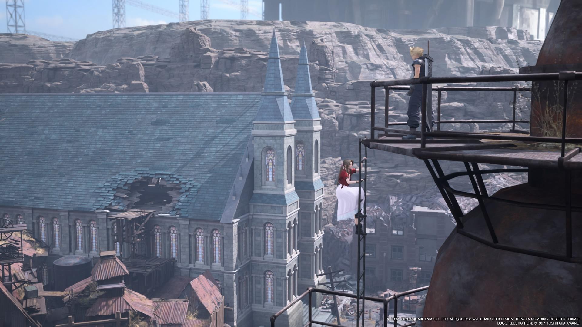 FINAL FANTASY VII REMAKE 20200411211515 - Recensione Final Fantasy VII Remake