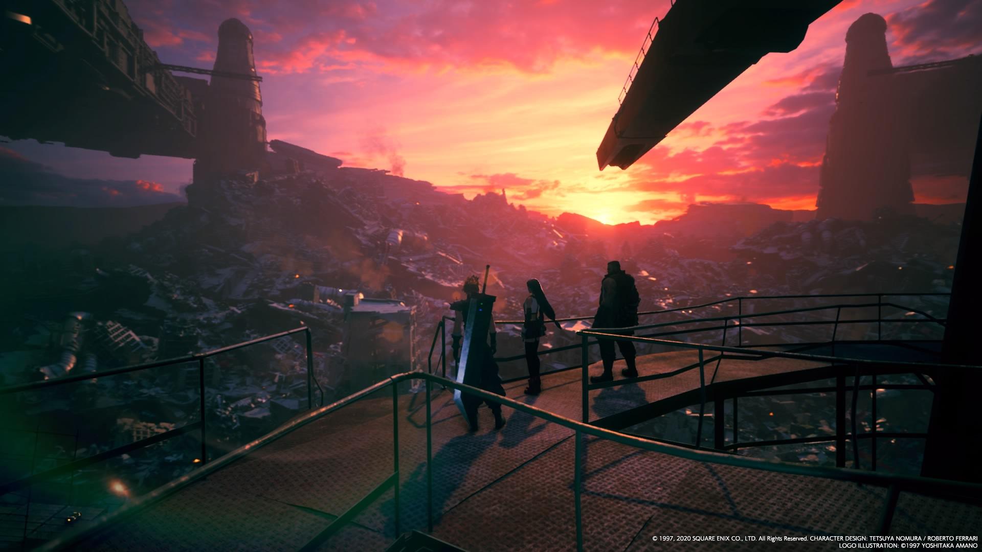 FINAL FANTASY VII REMAKE 20200420000327 - Recensione Final Fantasy VII Remake