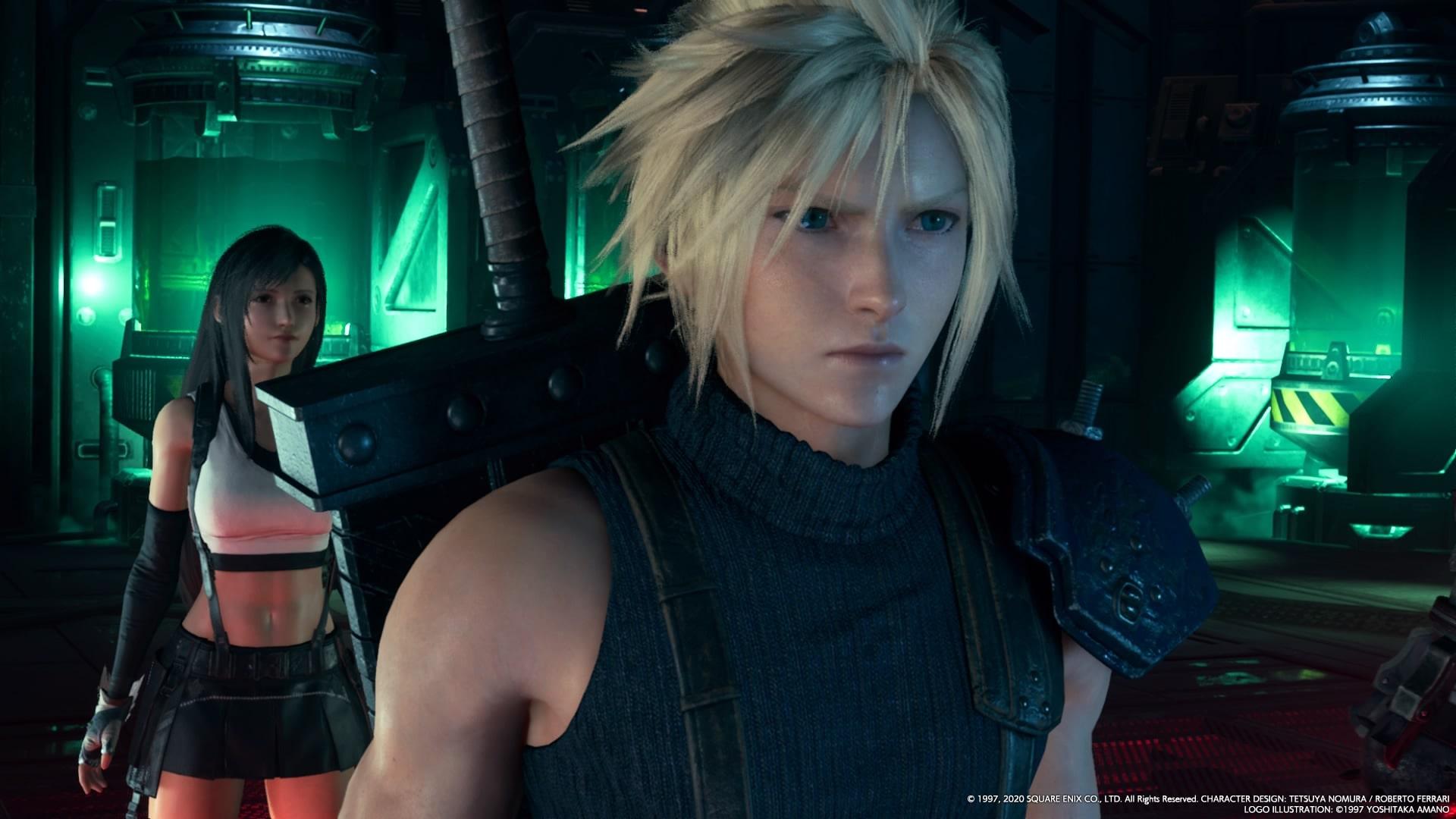 FINAL FANTASY VII REMAKE 20200420185240 min - Final Fantasy VII Remake - Guida alla build per la modalità difficile
