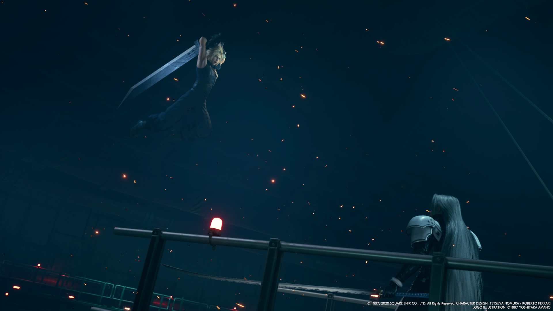 FINAL FANTASY VII REMAKE 20200420211802 - Recensione Final Fantasy VII Remake