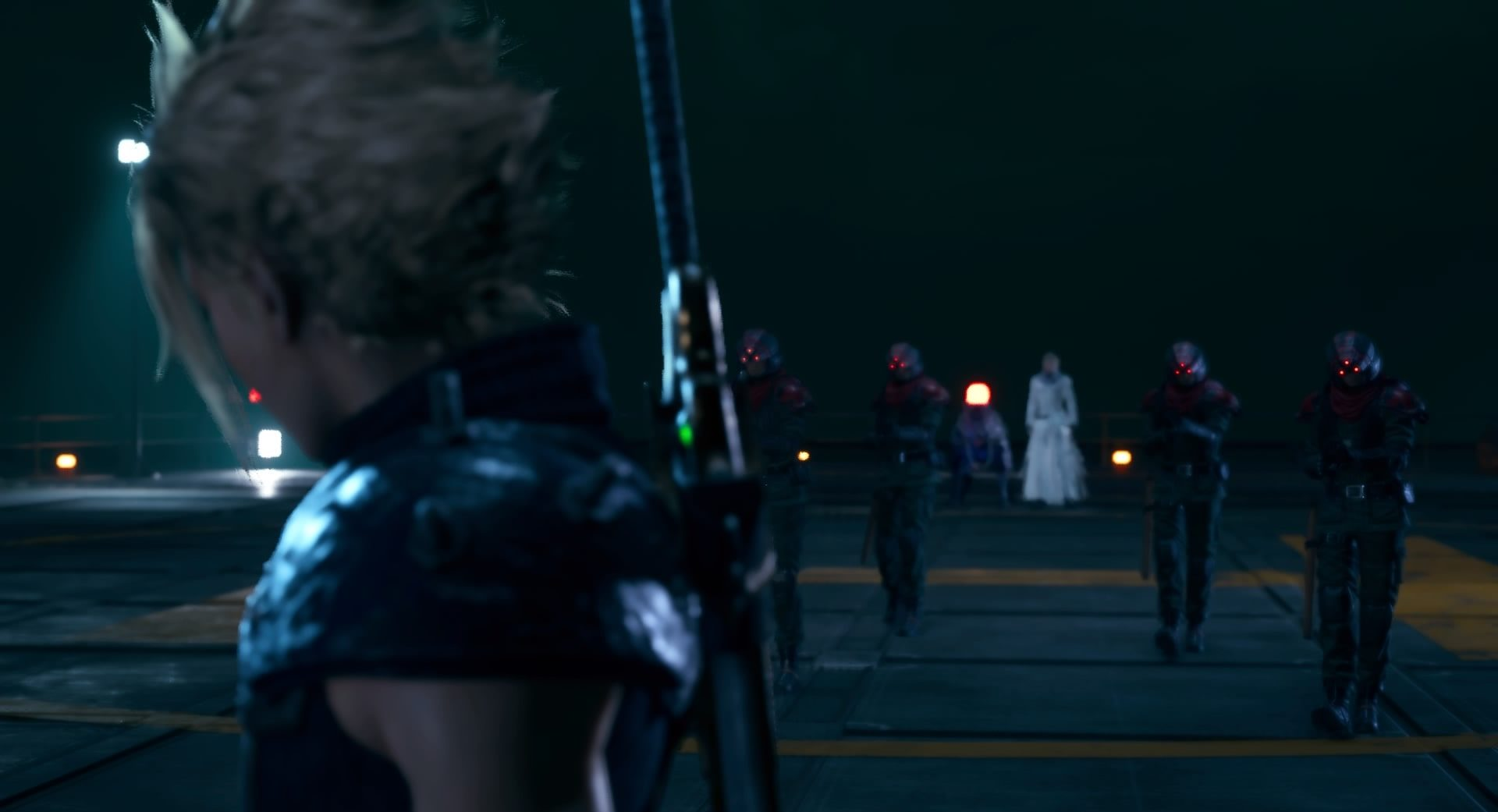 Final Fantasy 7 Remake Difficile