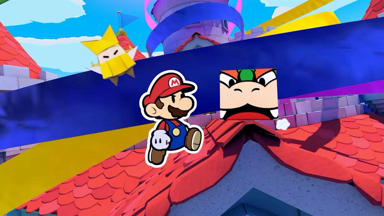 Offerte Paper Mario: The Origami King da 44,99€ per Nintendo SWITCH - prezzo più basso