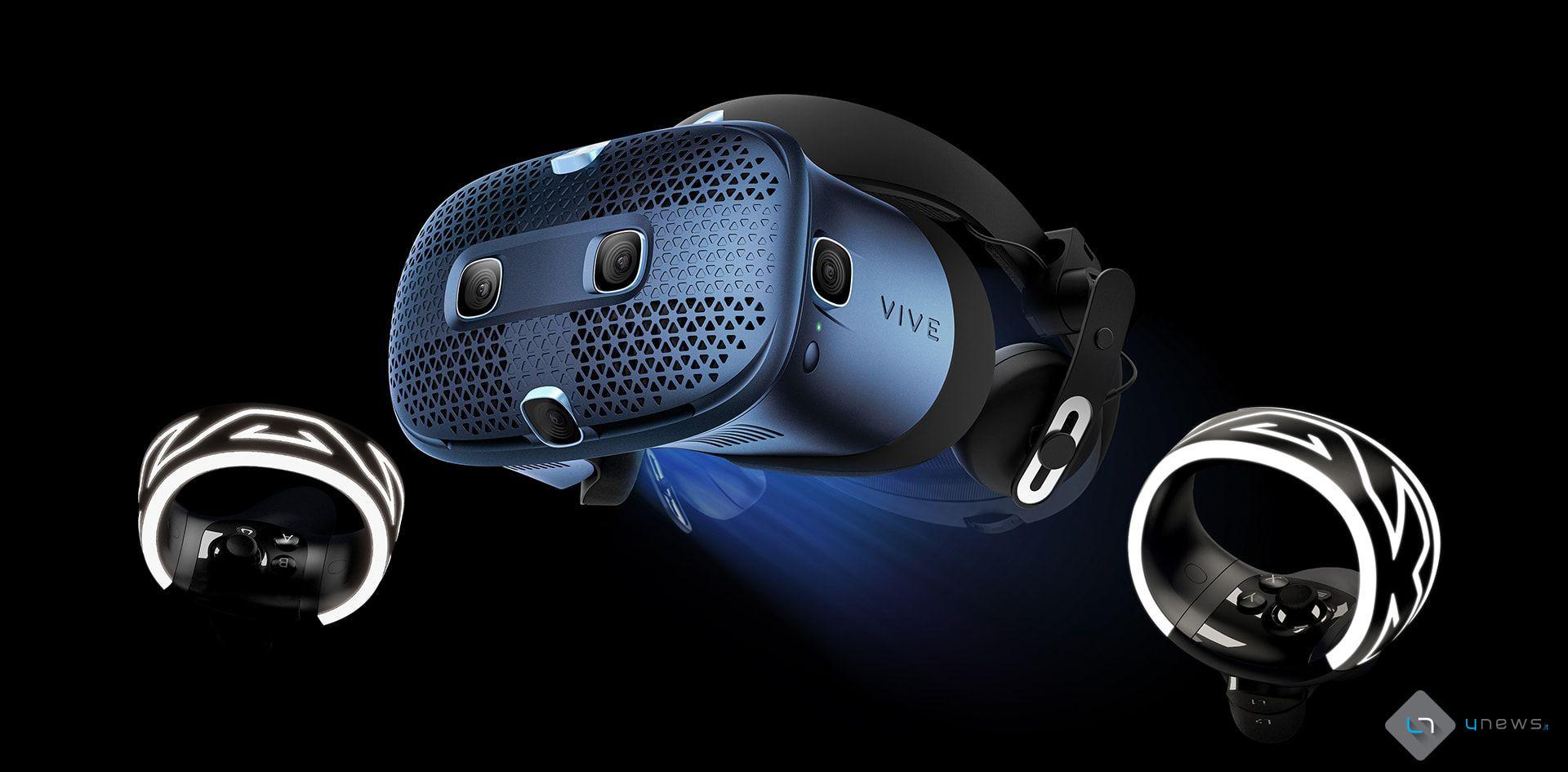 HTC Vive Cosmos - Guida per principianti alla VR - Parte II - Il miglior visore VR