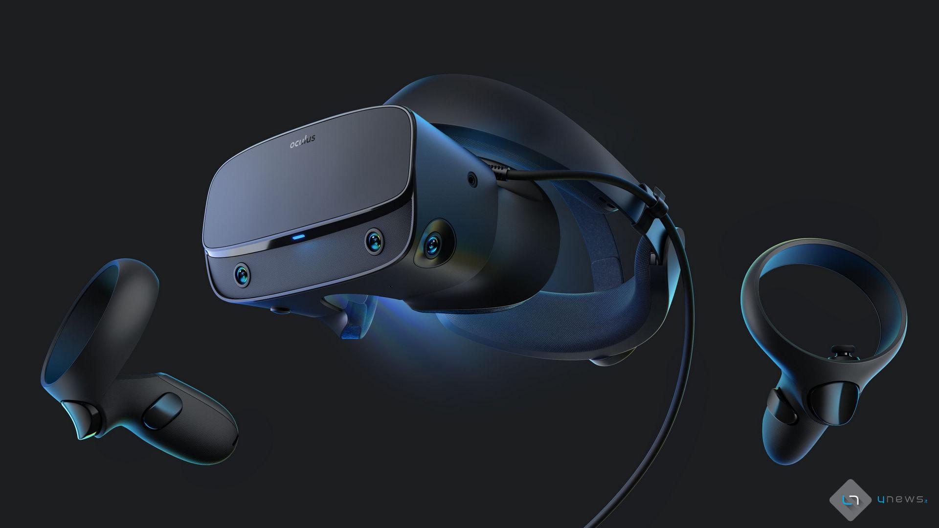 Oculus RiftS - Guida per principianti alla VR - Parte II - Il miglior visore VR