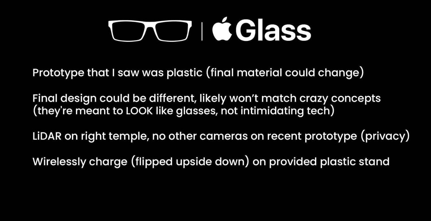 apple glass 2 - Apple Glass, trapelano in rete prezzo, data di lancio ed altri dettagli