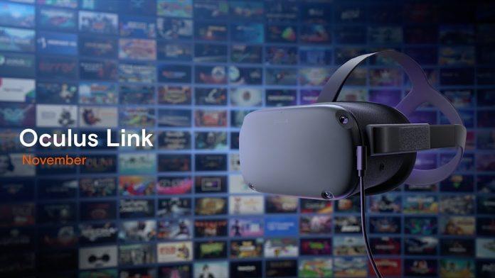 oculus link 696x392 1 - Guida all'attivazione di Oculus Link su Oculus Quest