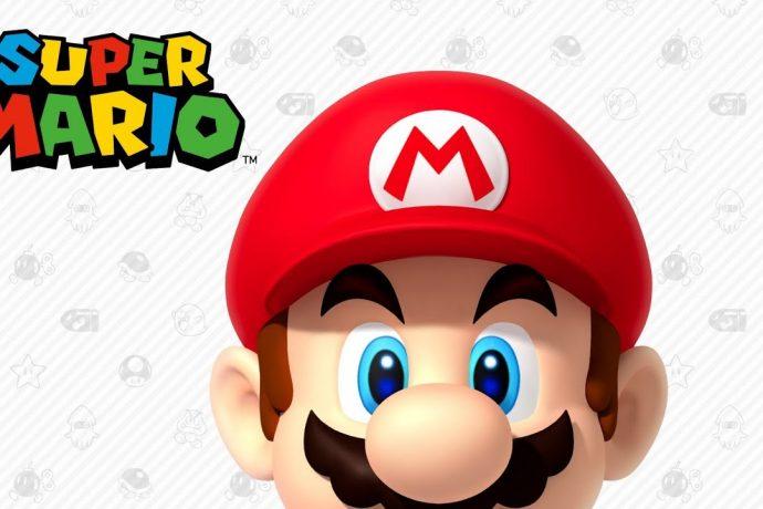 Super Mario 35esimo anniversario