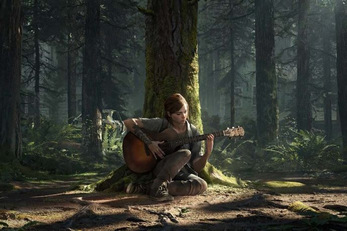 The Last of Us Parte II Ellie