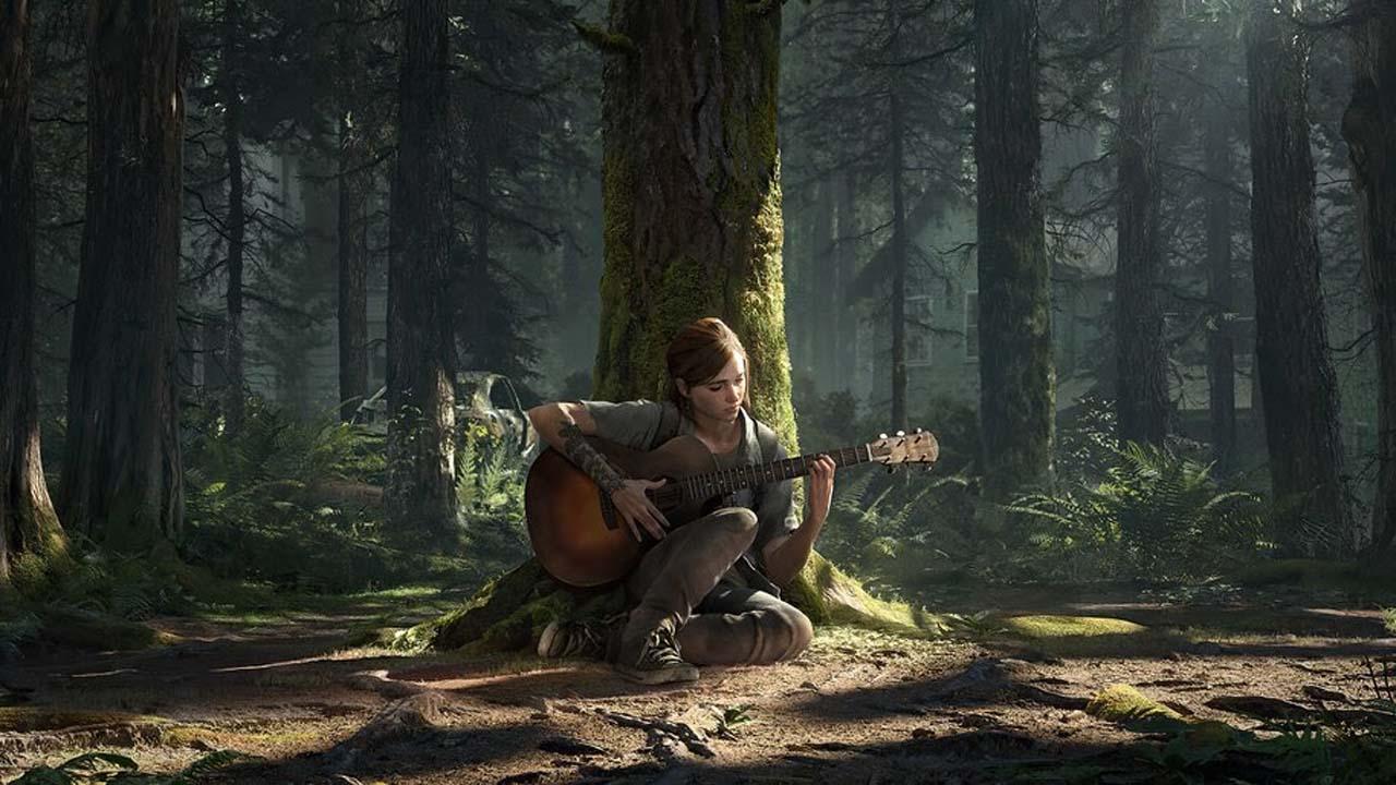 The Last of Us Parte II Ellie
