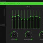 EQ Settings 150x150 - Razer presenta la nuova app per l'audio spaziale Razer THX Spatial Audio