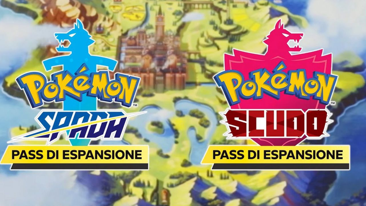 Pokemon Spada e Scudo DLC