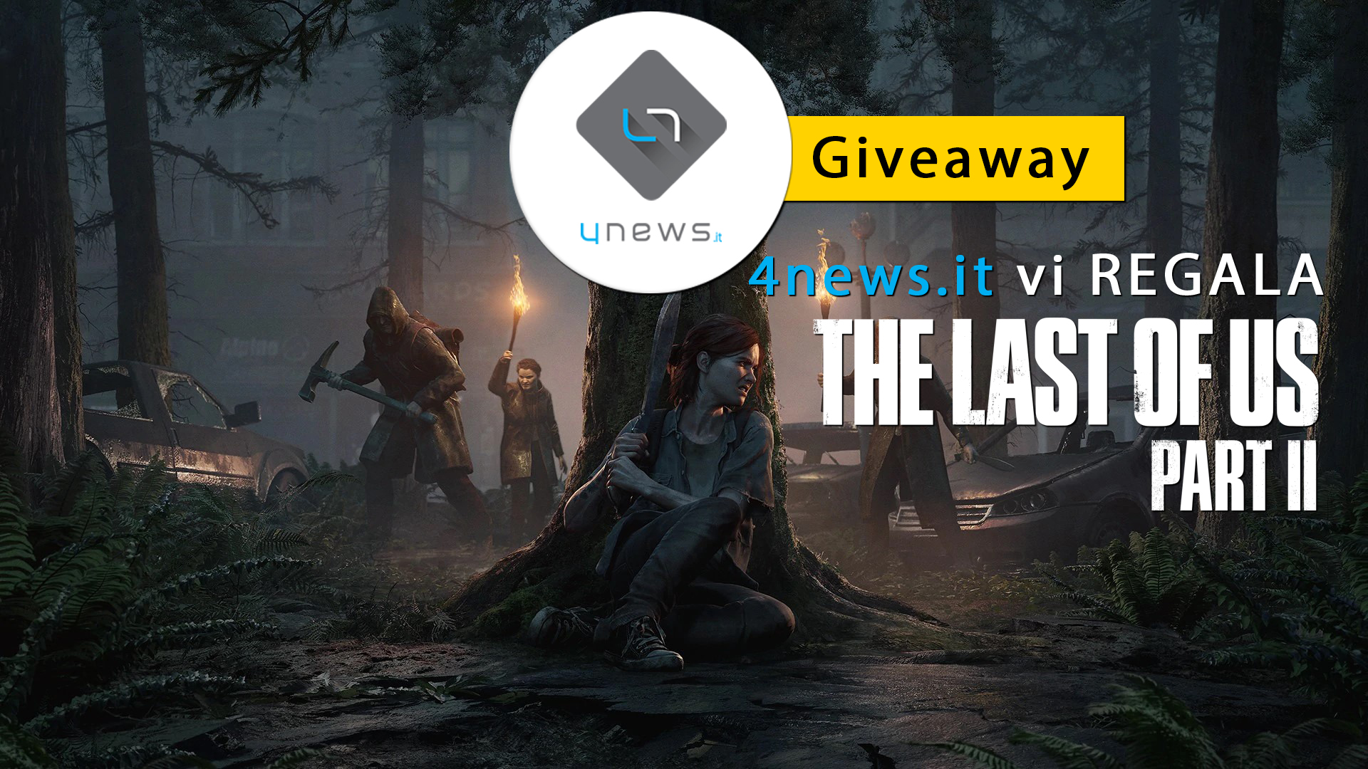 Giveaway The Last of Us 2