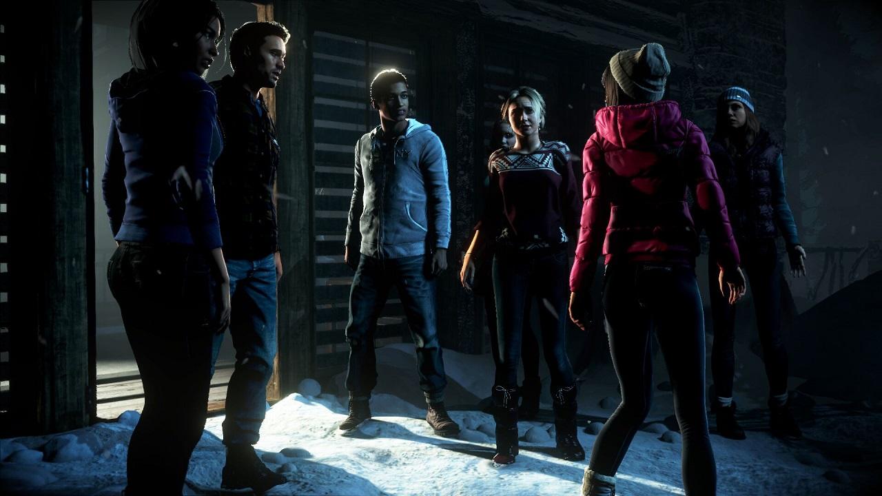 Until Dawn 1 - 10 giochi facili da platinare su PlayStation 4