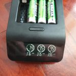 Varta Charger 4 150x150 - Recensione VARTA LCD Smart Charger+