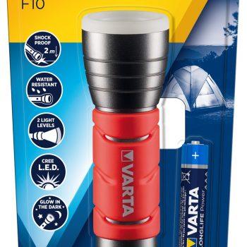 Varta Outdoor Sport 350x350 - VARTA, presentata una nuova gamma di torce e lanterne