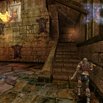 arx fatalis windows screenshot goblin palace note the cook 350x350 - Arkane Studios, i giocatori e il libero arbitrio