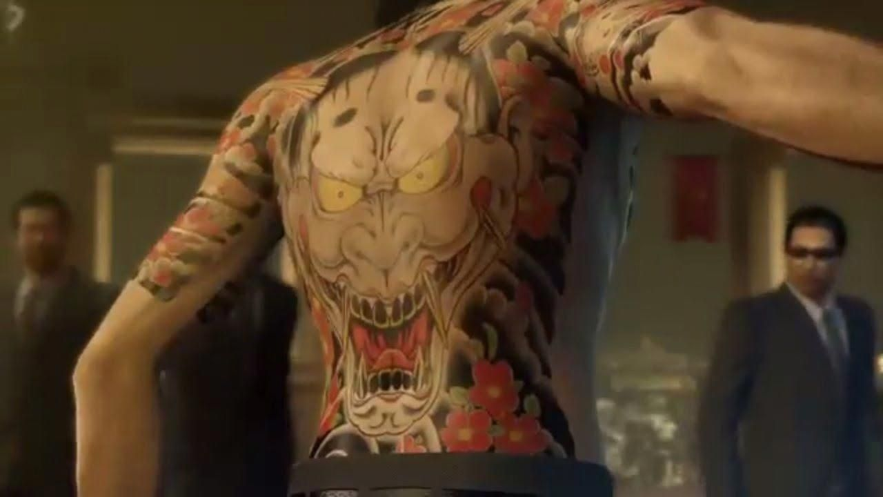 d2d3e8a4953161619bf90a73df0a71d2 - Il simbolismo dei tatuaggi nella saga di Yakuza