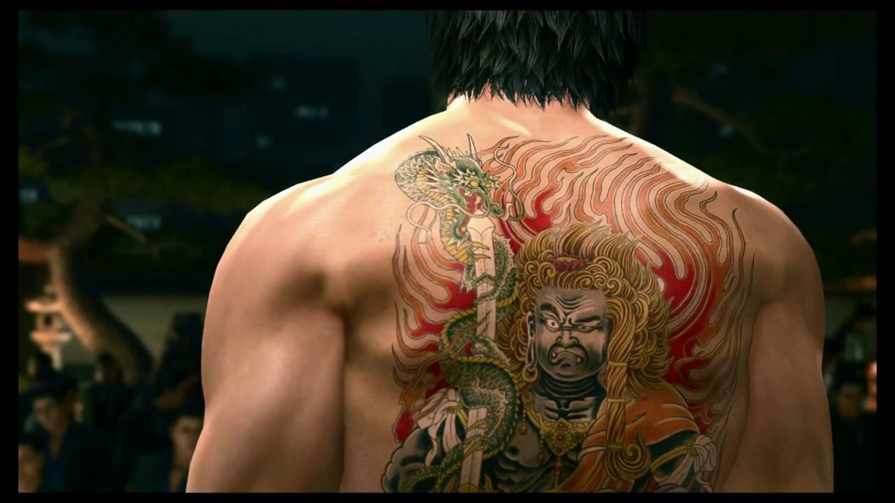 daigo - Il simbolismo dei tatuaggi nella saga di Yakuza
