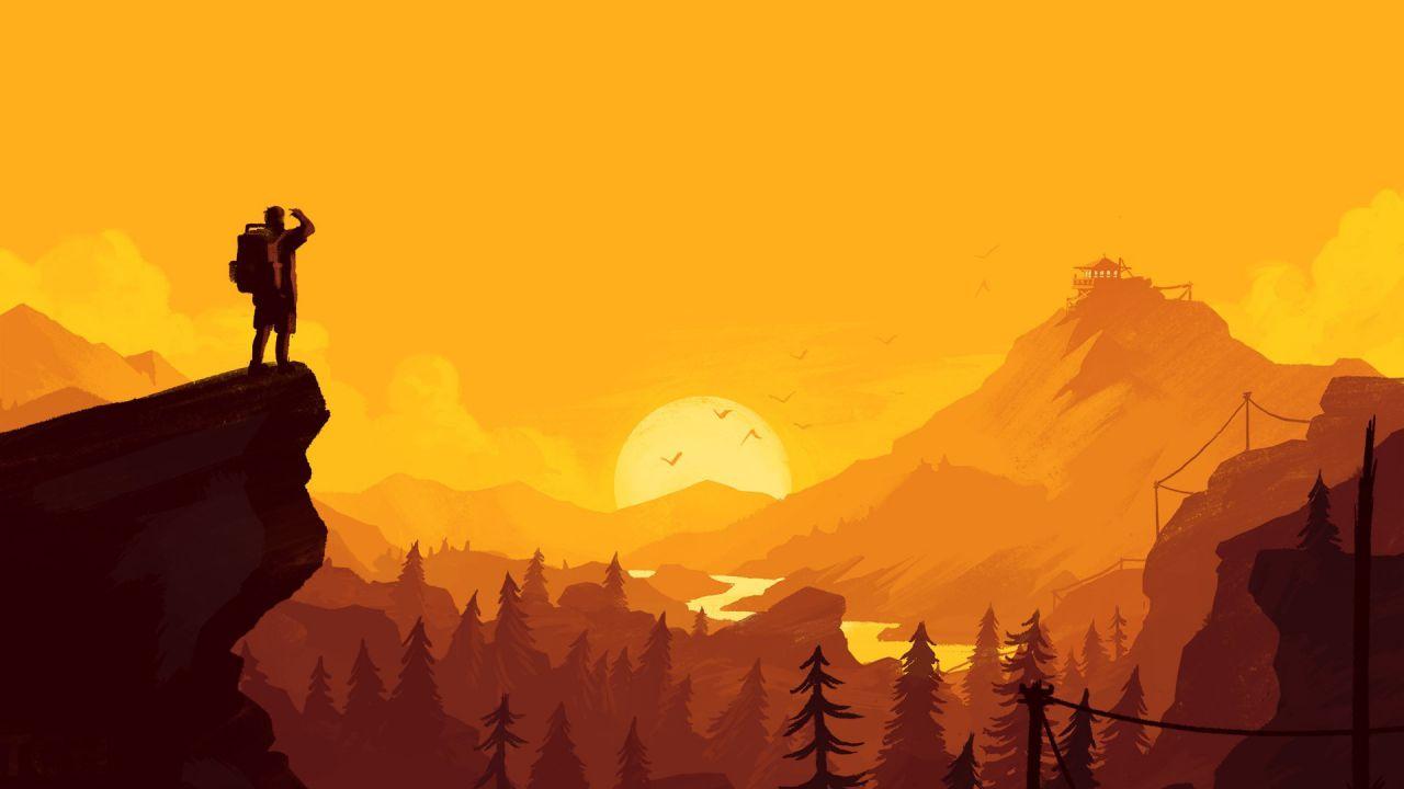 firewatch - 10 giochi facili da platinare su PlayStation 4