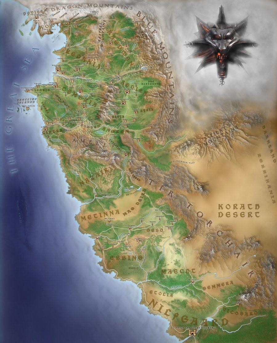 nilfgaard 1 - La lore e l'universo di The Witcher - Parte 2