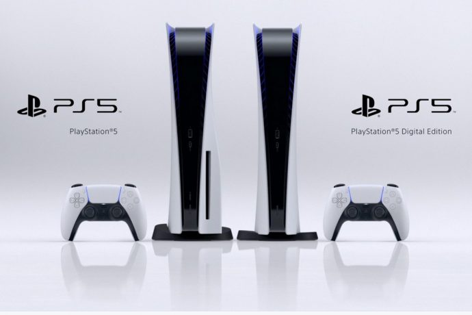PlayStation 5 design e versioni
