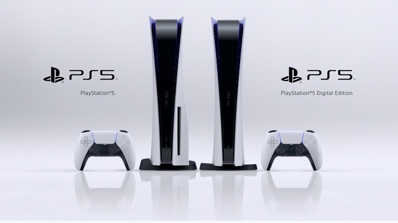 PlayStation 5 design e versioni
