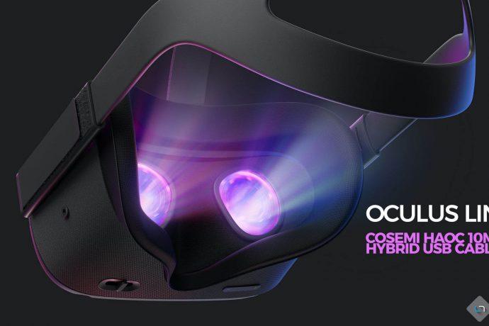 COSEMI Oculus Link