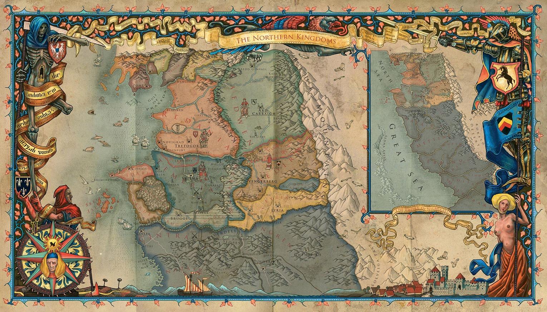 regni settentrionali - La lore e l'universo di The Witcher - Parte 2