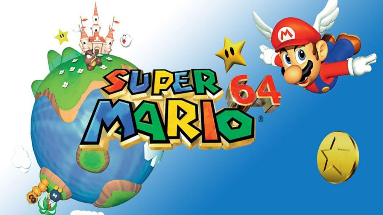 Super Mario 64 Port PC
