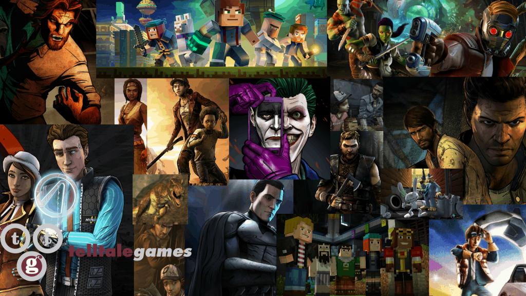 telltale 1024x576 - 10 giochi facili da platinare su PlayStation 4