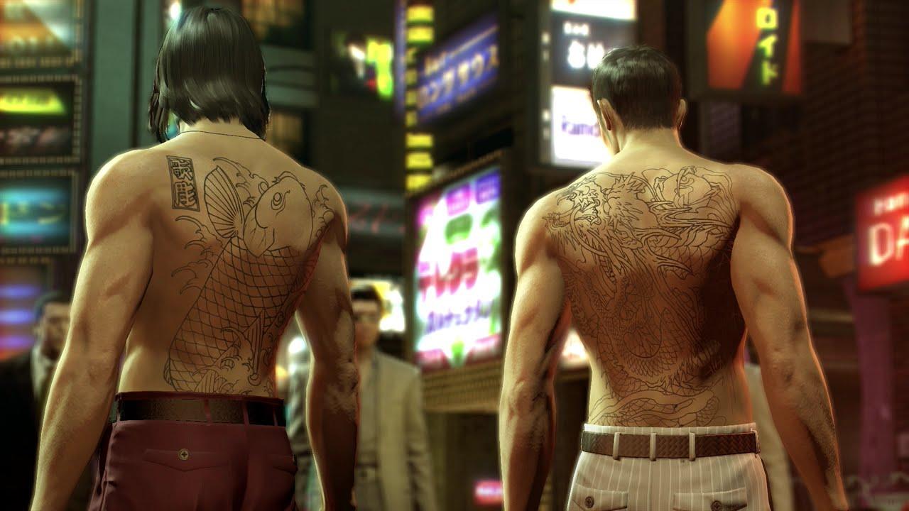 yakuzero - Il simbolismo dei tatuaggi nella saga di Yakuza