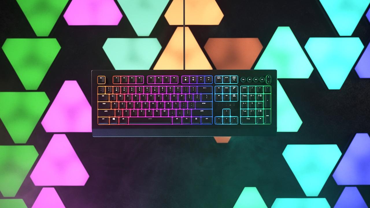 Cynosa V2 2020 Key Visual 1 Full Keyboard - Ecco Razer Cynosa V2: illuminazione RGB personalizzabile per singolo tasto e controlli multimediali dedicati