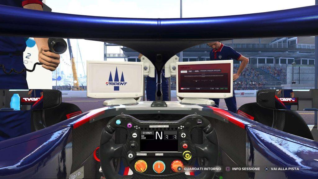 F1 2020 Abitacolo F2 1024x576 - Recensione F1 2020