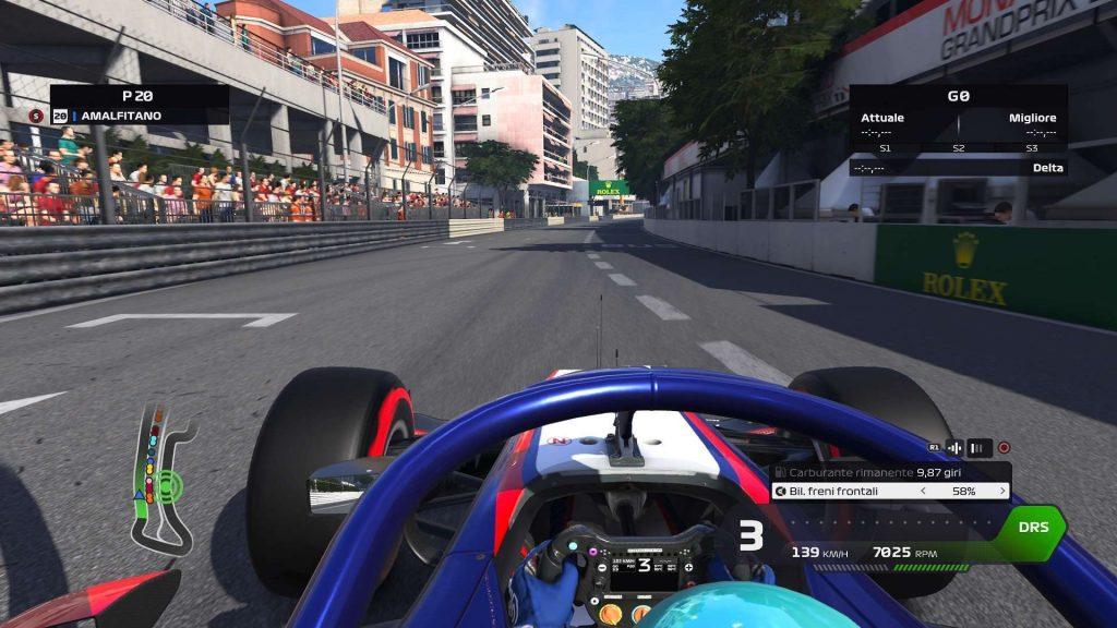 F1 2020 F2 in Pista 2 1024x576 - Recensione F1 2020