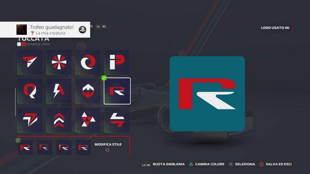 F1 2020 Logo Modalità Carriera 1024x576 - Recensione F1 2020