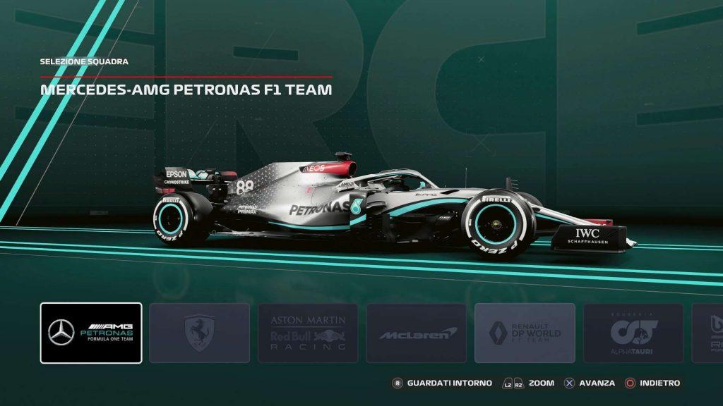 F1 2020 Mercedes 1024x576 - Recensione F1 2020