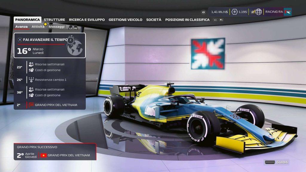 F1 2020 Modalità Carriera 1024x576 - Recensione F1 2020