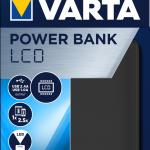 LCD Power Bank 7800 1 150x150 - Vacanze cariche con VARTA e device sempre pronti all'uso