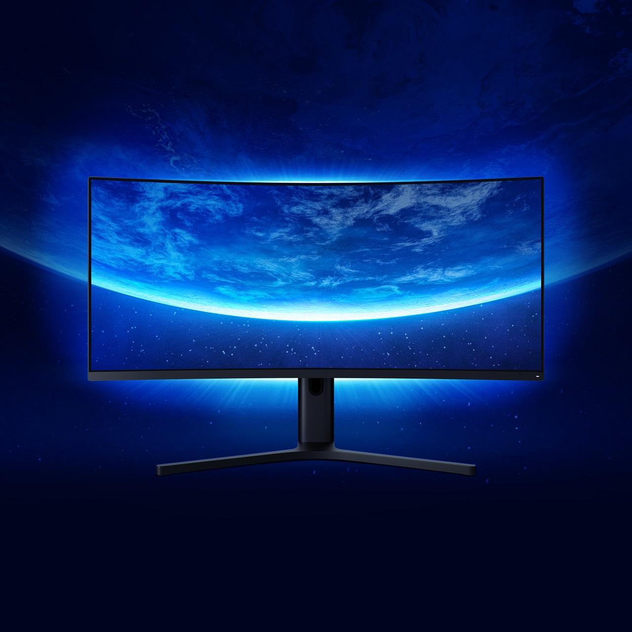 Mi Curved Gaming Monitor 01 - Smart Living for Everyone: nuovi prodotti Xiaomi debuttano sul mercato globale