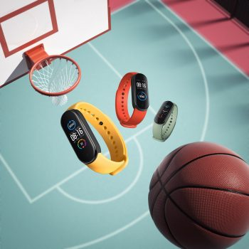 Mi Smart Band 5 02 350x350 - Smart Living for Everyone: nuovi prodotti Xiaomi debuttano sul mercato globale