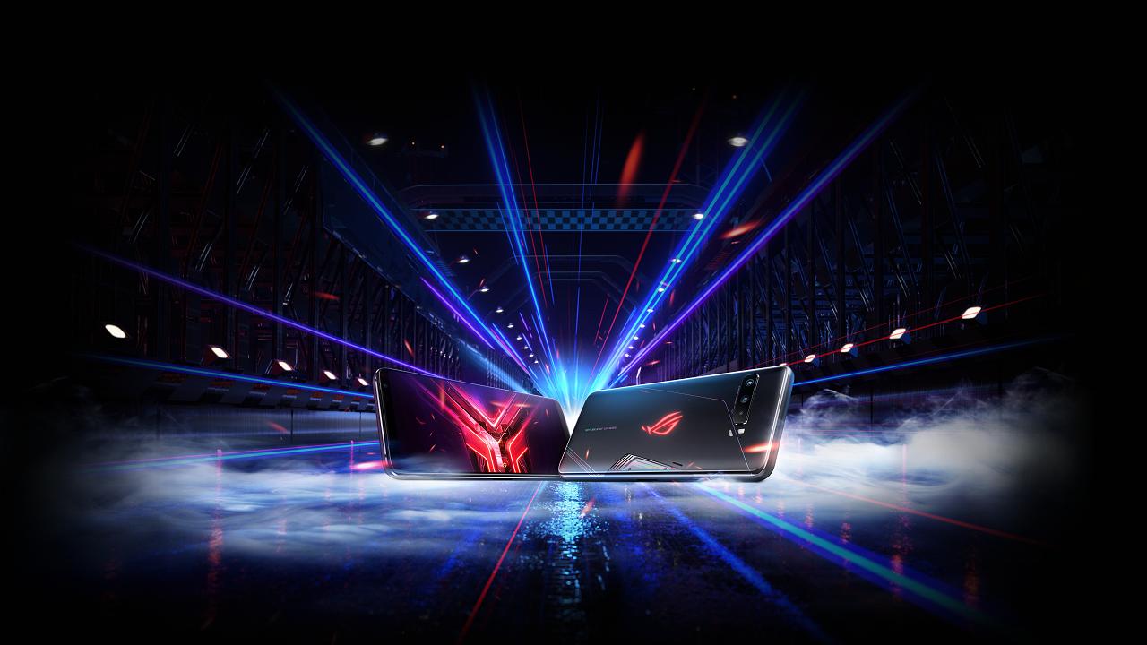 ROG Phone3 KV - ASUS Republic of Gamers annuncia ROG Phone 3