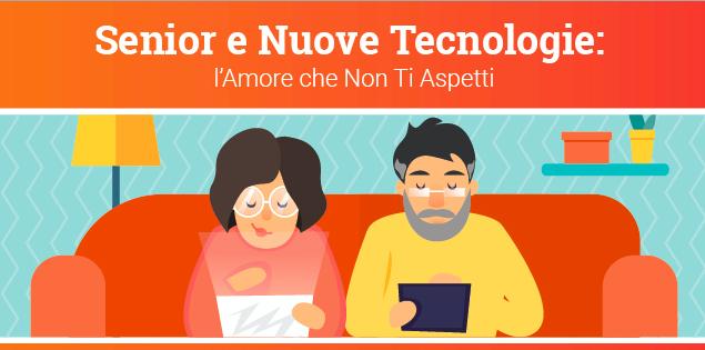 Senior e nuove tecnologie - Home