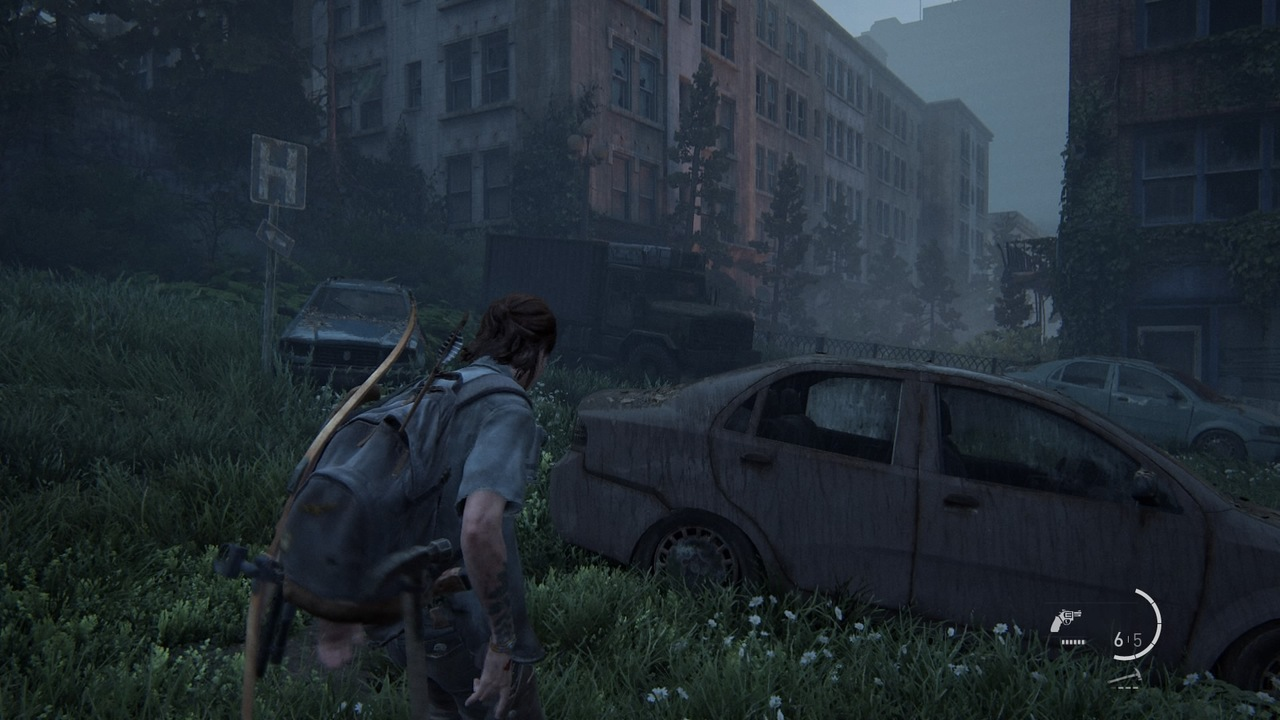 The Last of Us Parte 2 Stealth