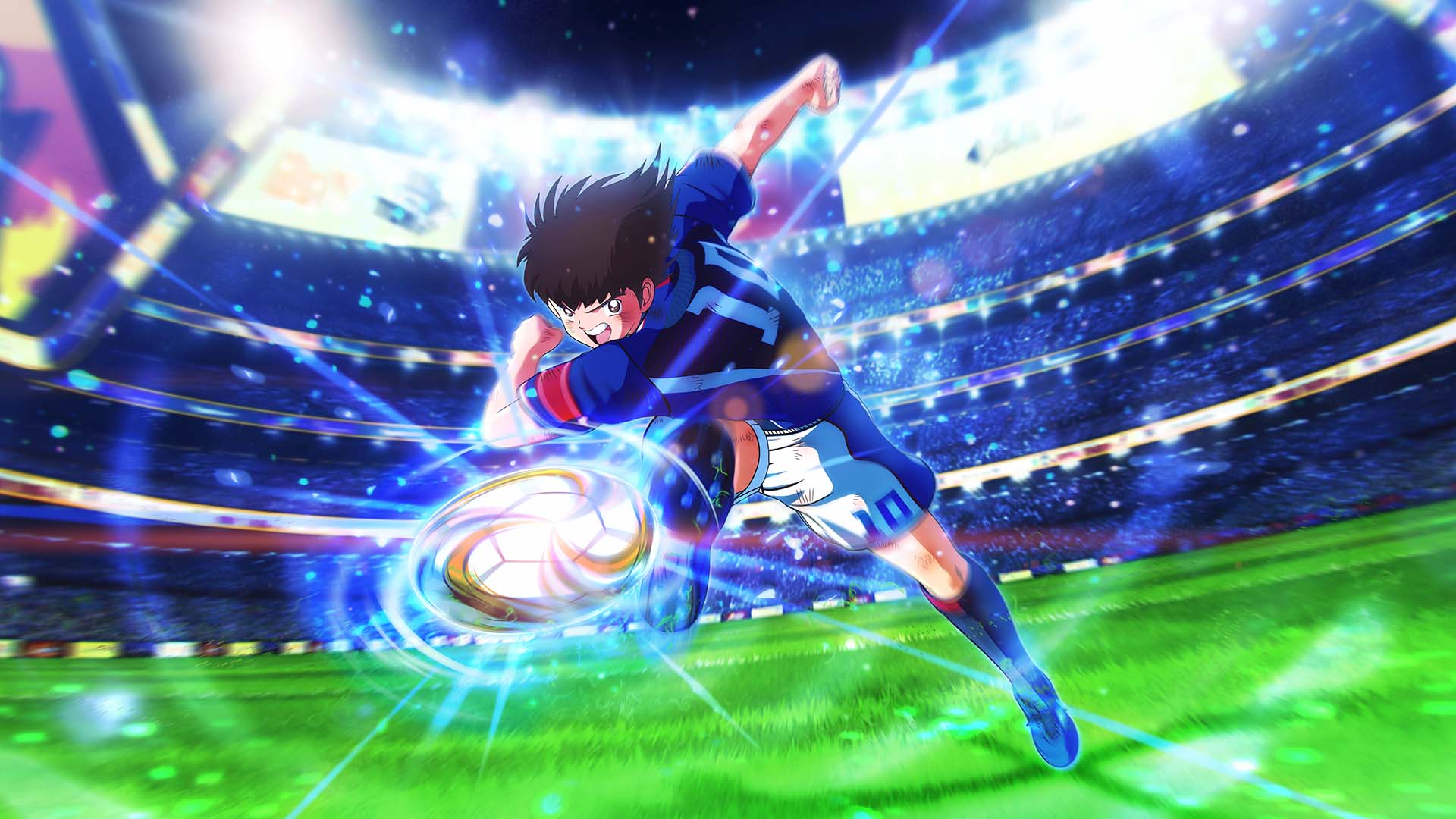 Captain Tsubasa Back 2 The Past