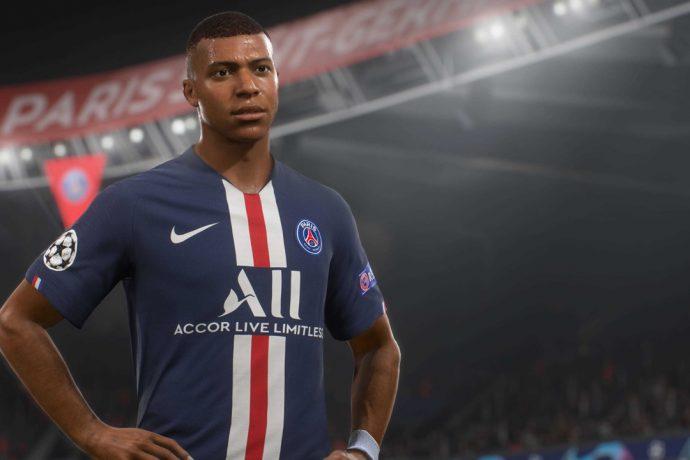 FIFA 21 Mbappé