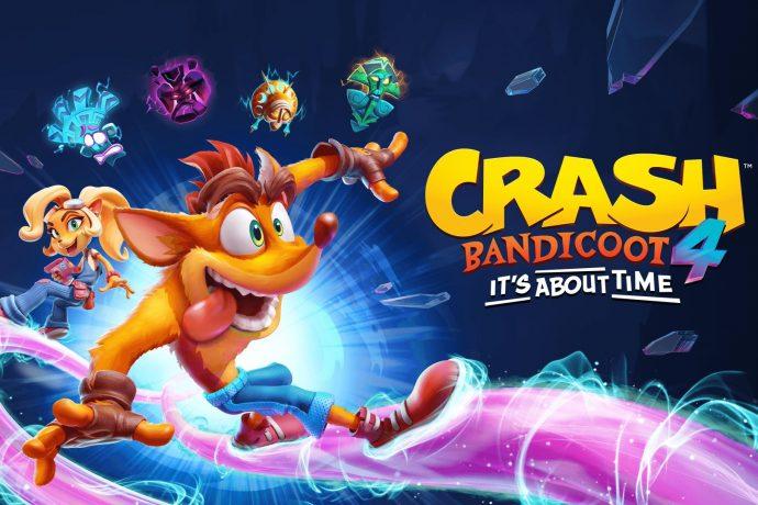 Crash Bandicoot 4 690x460 - Home