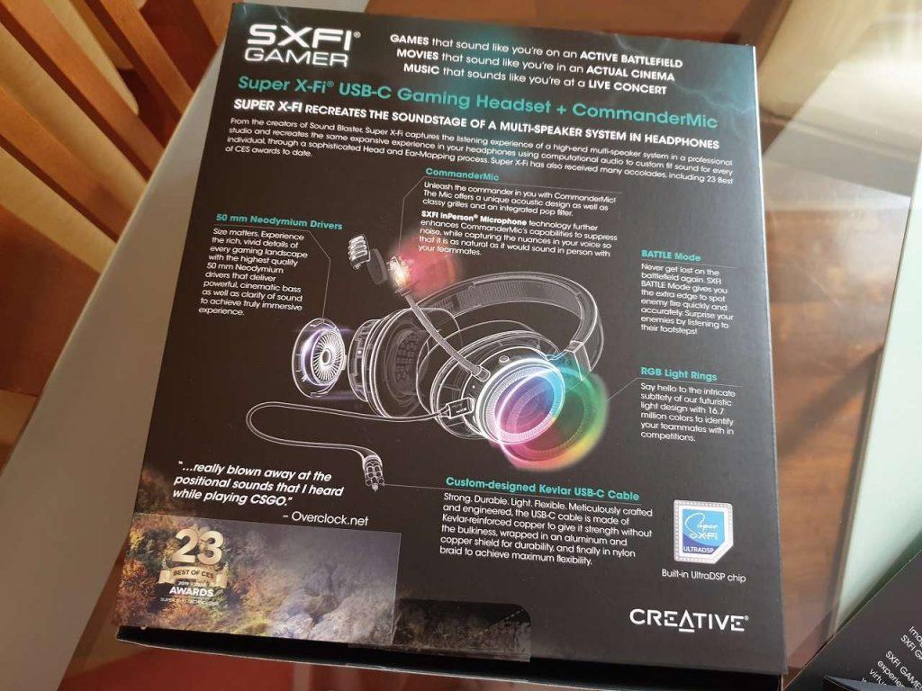 Creative SXFI Gamer 7 1024x768 - Recensione Creative SXFI Gamer