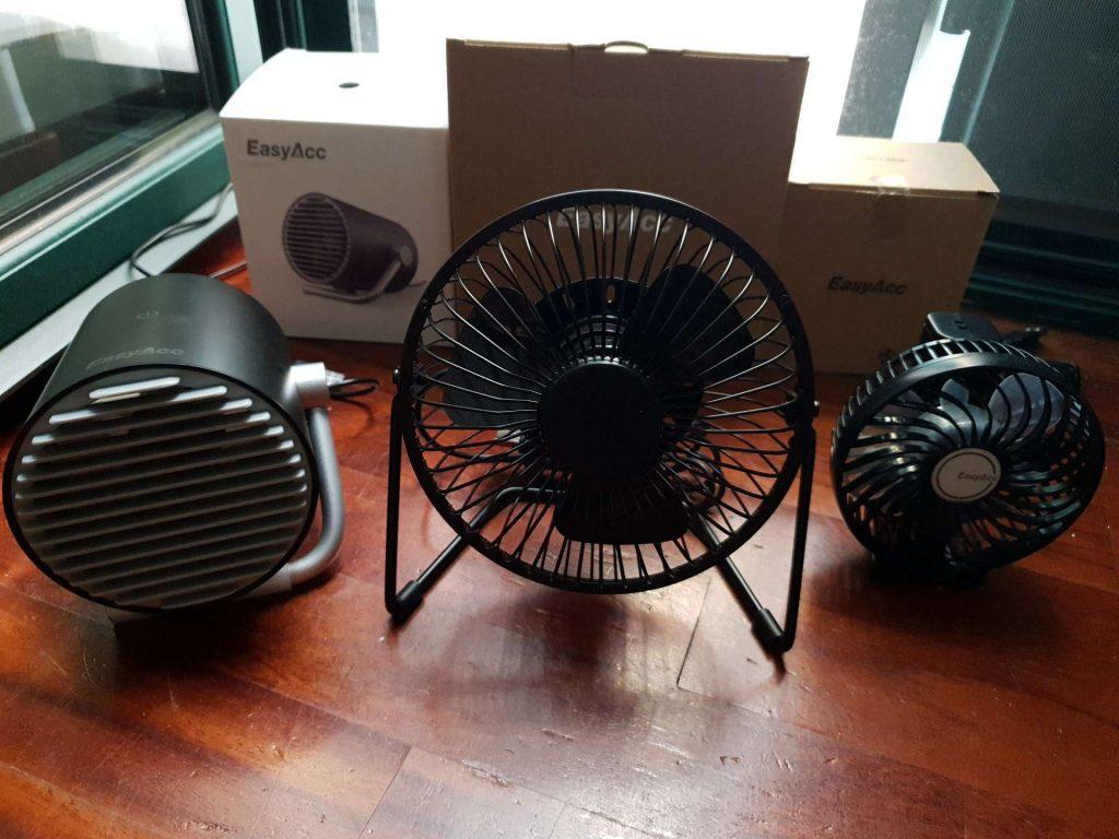 EasyAcc Ventilatori 1024x768 - Recensione dei ventilatori USB super economici di EasyAcc