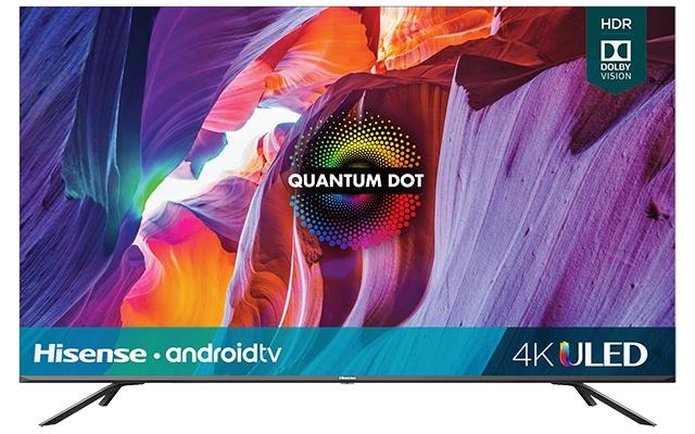 Hisense 55H8G - Le 6 migliori TV 4K da utilizzare come monitor PC